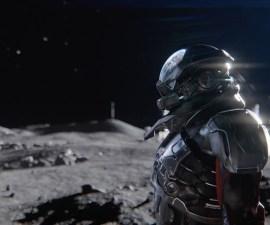 Mass Effect: ANDROMEDA Portada