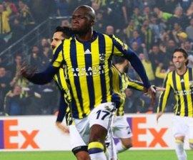 Moussa gol con Fenerbace