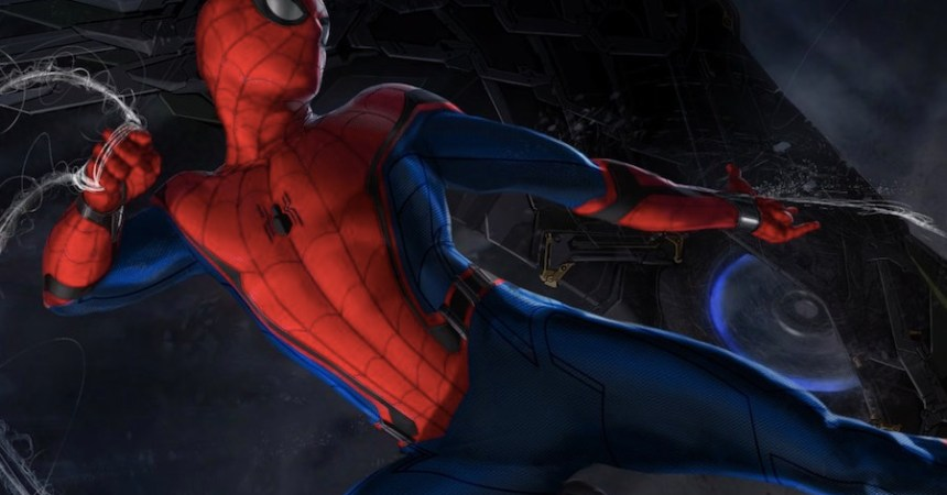 Logo - Spider-Man: Homecoming