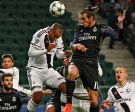 Real Madrid cuarta fecha