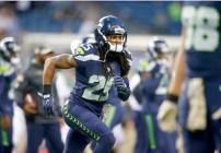 Richard Sherman corre Seattle