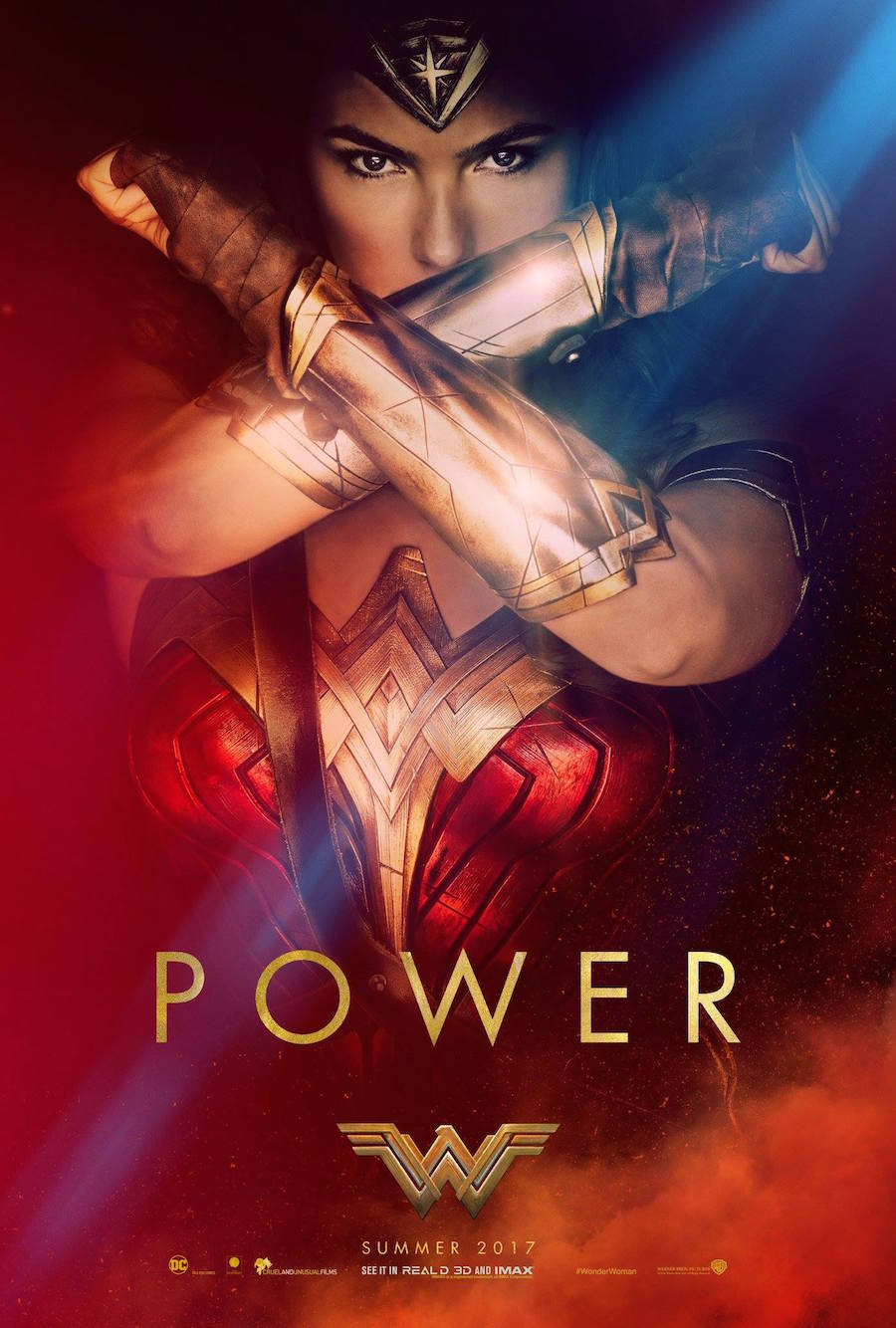 Póster - Wonder Woman