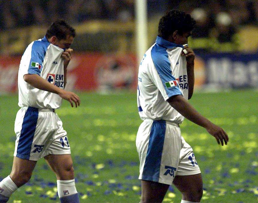 Cruz Azul-Libertadores-2001