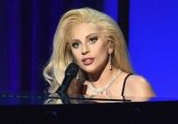 Lady Gaga tiene entres postraumatico