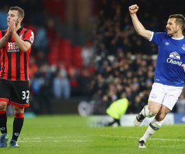Bournemouth y Everton