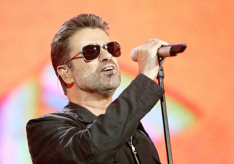 """El día que George Michael cantó """"Somebody to Love"""" de Queen George-michael-1"""
