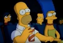 Homero Simpson en el cine
