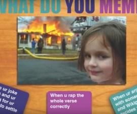 What Do You Meme - Juego de mesa