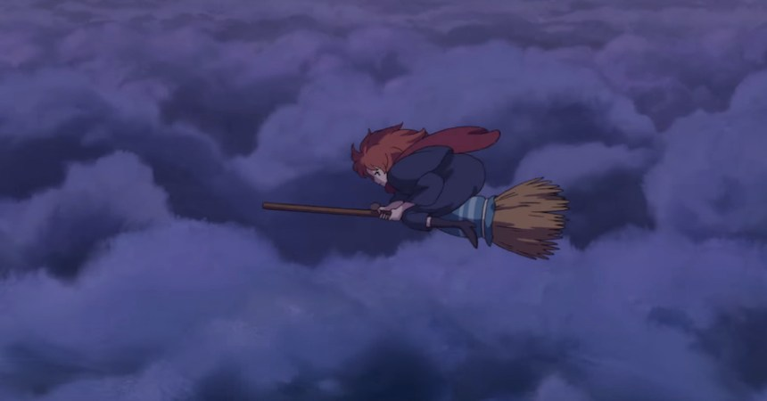 Trailer de Mary and the Witch's Flower