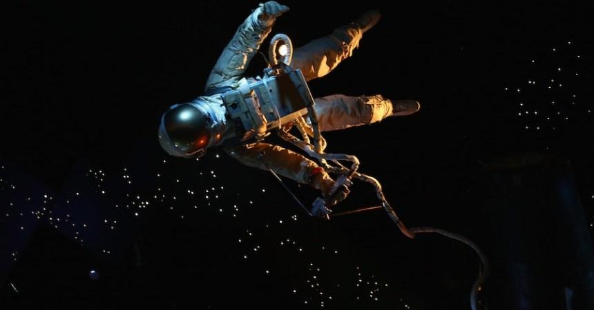 Viajes al espacio - NASA