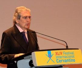 Secretario de Cultura - Rafael Tovar y de Teresa