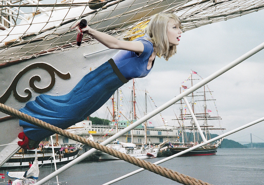 Taylor Swift - Barco