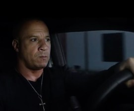 Vin Diesel - The Fate of the Furious