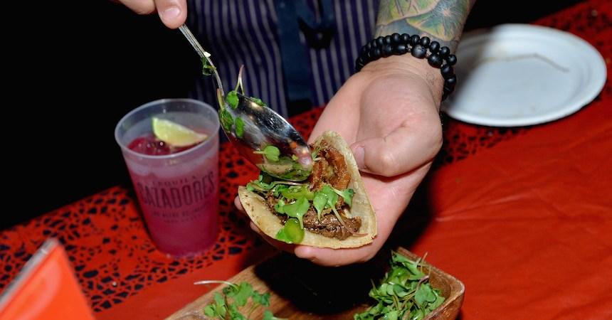 Borracho Tacos Alcohol