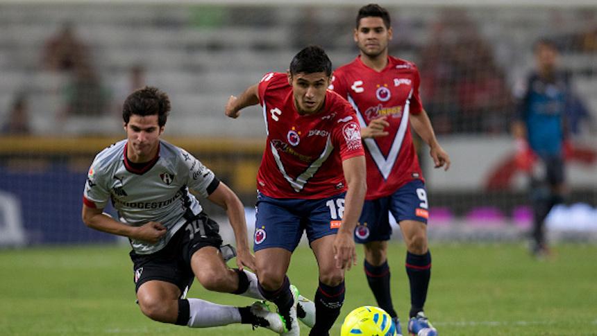 Atlas v Veracruz - Clausura 2015 Liga MX
