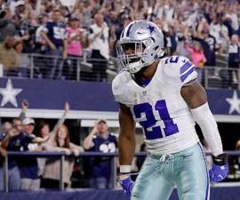 Detroit Lions v Dallas Cowboys