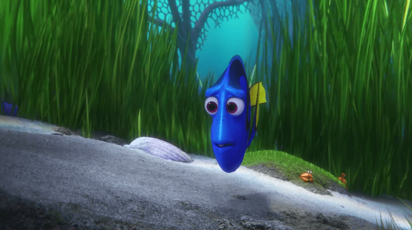 Finding Dory sin Oscar 2017