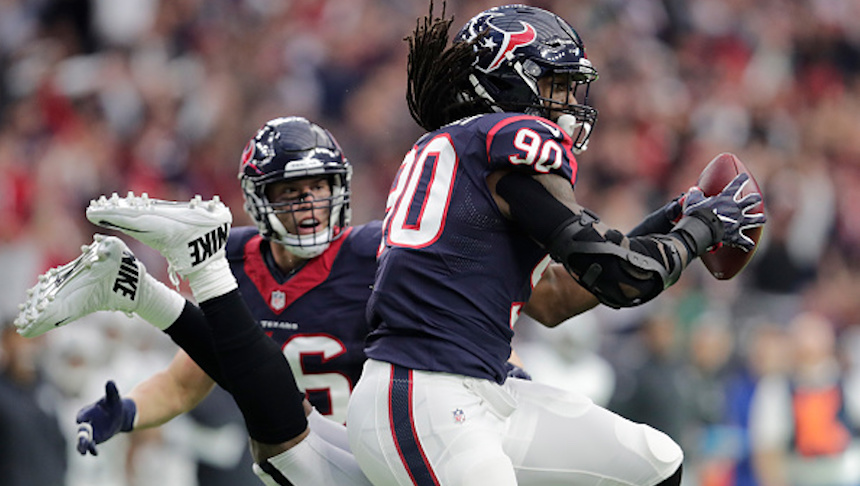 Wild Card Round - Oakland Raiders v Houston Texans