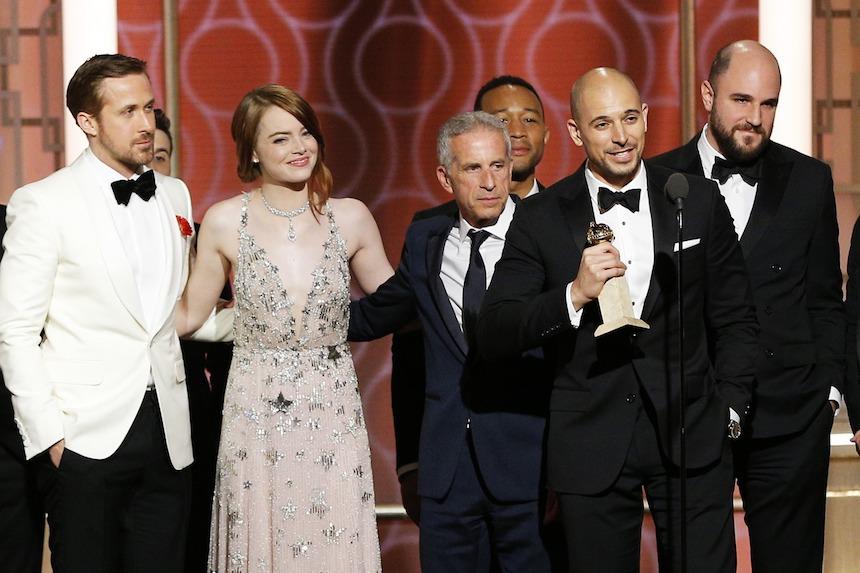 La La Land Golden Globes