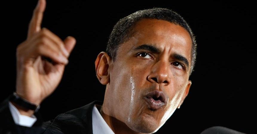 Obama triste