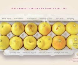Imagen viral del cáncer de mama