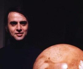 Astrónomo Carl Sagan