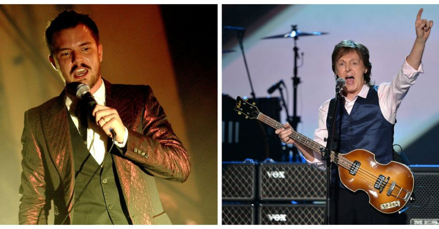 The Killers y Paul McCartney tocan en fiesta de Año Nuevo de Roman Abramovich