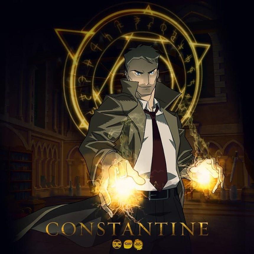Constantine Animación