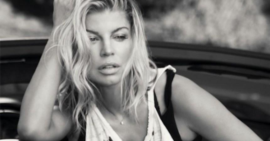 Fergie - Portada