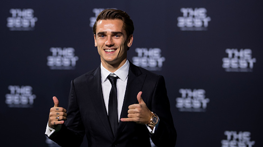Griezmann-the best