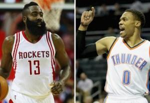 Quién es el MVP de la NBA ¿Harden o Westbrook?