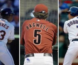 Miembros del Salón de la Fama MLB en 2017