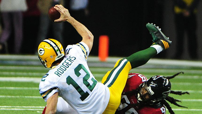 Green Bay Packers v Atlanta Falcons