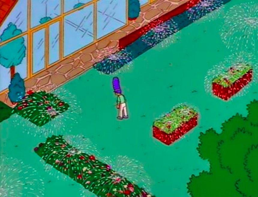 Los Simpson - Marge