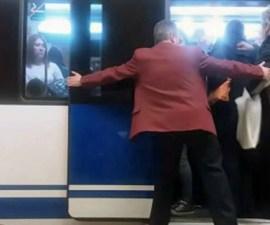 Empujadores del Metro de Madrid