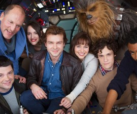 Pelicula de Han Solo