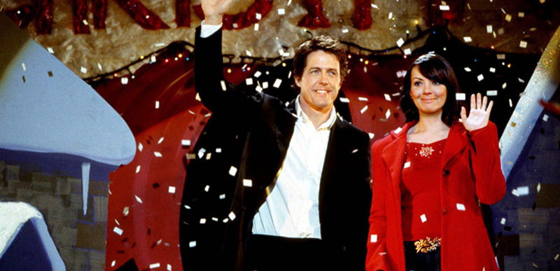 Hugh Grant Love Actually