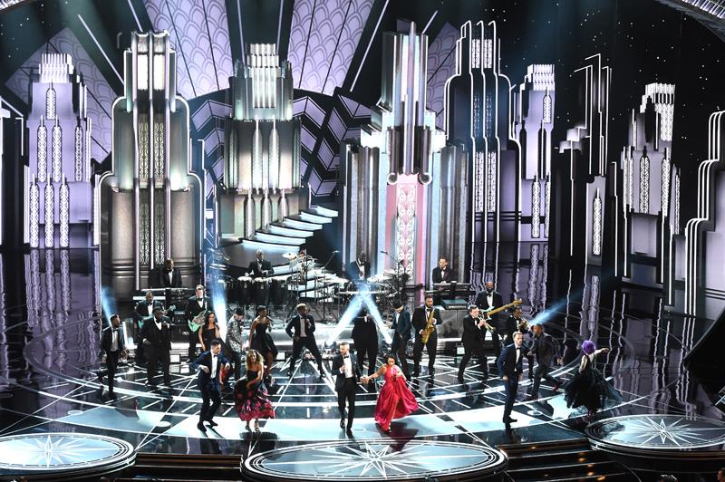 Justin Timberlake presentación Oscar