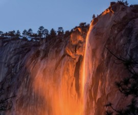 Cascada de Yosemite - Portada