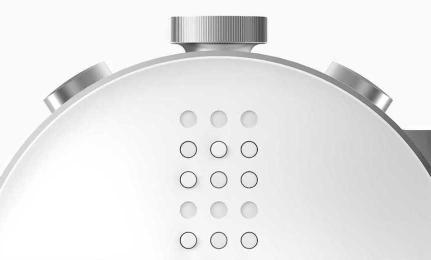 Dot Smartwatch - Diseño