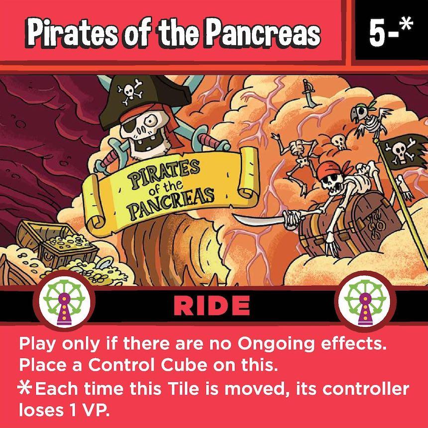 Anatomy Park Piratas del Páncreas