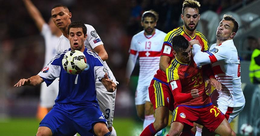 San Marino vs Andorra
