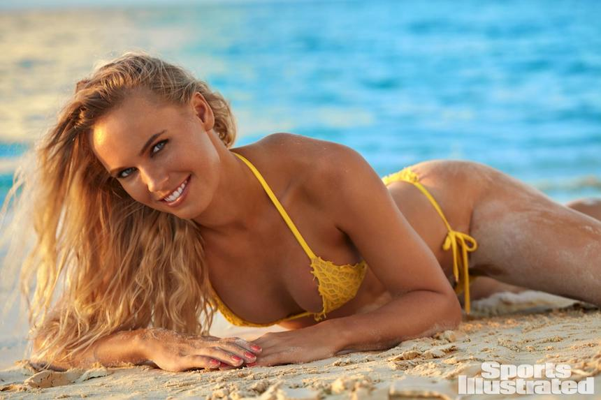 Sports Illustrated - Caroline