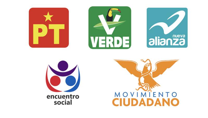 Partidos Politicos en Mexico