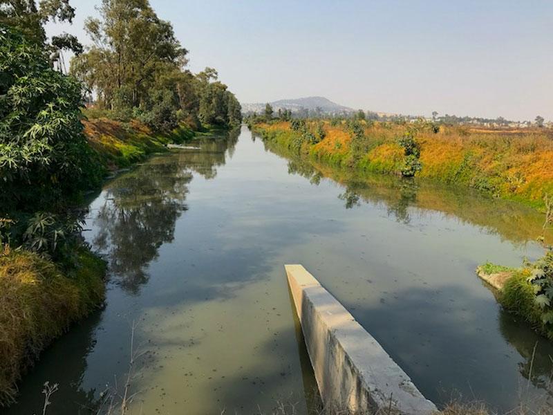 Pasaje del Canal Nacional