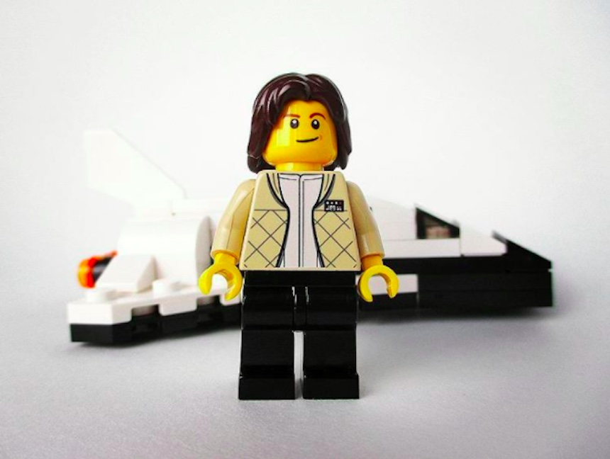 LEGO - Sally Ride