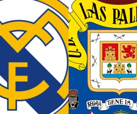 Real Madrid vs Las Palmas