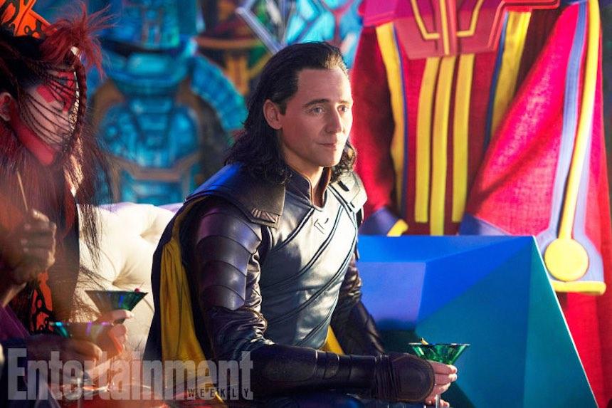 Revelan la primera imagen de Thor: Ragnarok