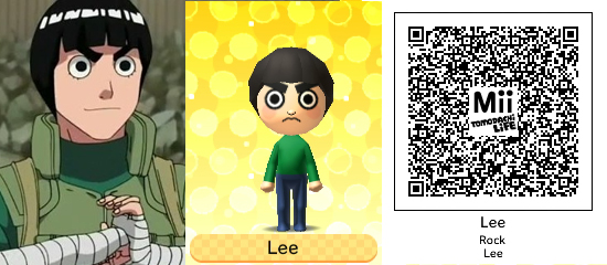 Rock Lee Tomodachi