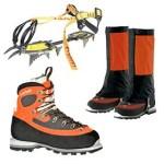 雪山登山に必要な装備をお得にレンタル